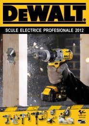 Catalog general DeWalt - Net 7