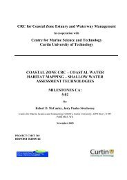 CRC for Coastal Zone Estuary and Waterway ... - OzCoasts