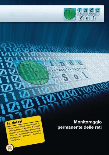 Monitoraggio permanente delle reti - tecnologietedesche.it