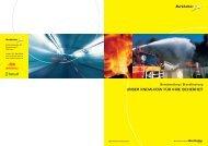 Brandmeldeanlage - Elektro Burkhalter AG