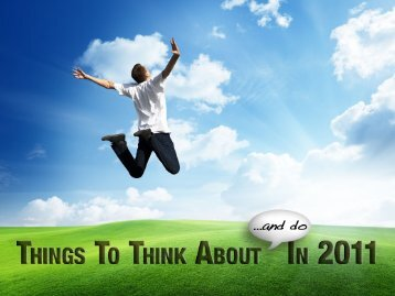 Download the 2011 Edition (PDF) - ReliabilityWeb.com