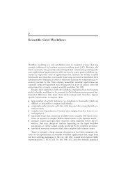 7 Scientific Grid Workflows