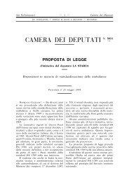 proposta di legge - AutistaSoccorritore.it