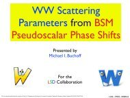 WW Scattering Parameters from BSM Pseudoscalar Phase Shifts
