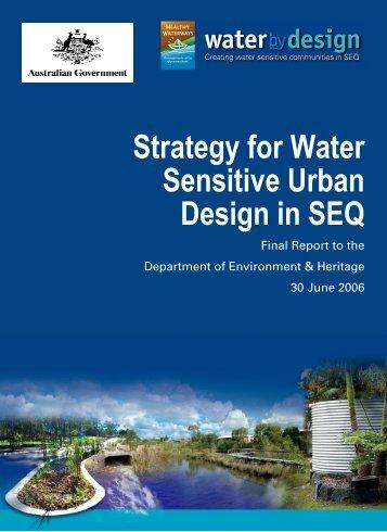 water sensitive urban design guidelines pdf