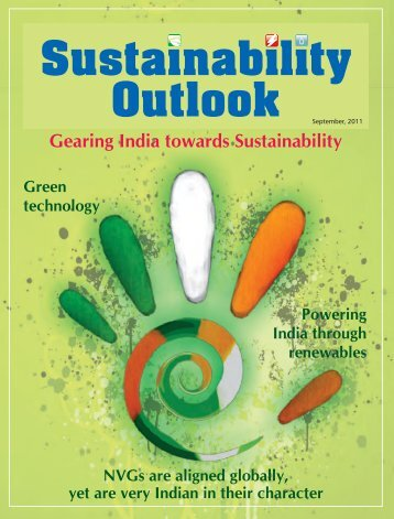 Off Grid Solar PV Sustainability Outlook - Bridge to India