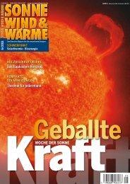 Thermie für jedermann Das Baukasten-Konzept - Sonne Wind ...