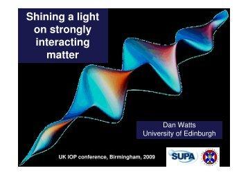 pdf (talk) - University of Edinburgh