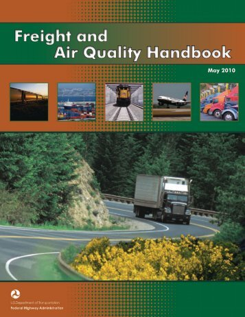 Air Quality Handbook - FHWA Operations - U.S. Department of ...