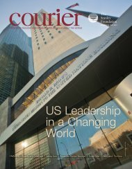 Fall 2012 issue - The Stanley Foundation