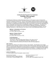 webinar registration form - Milwaukee Art Museum