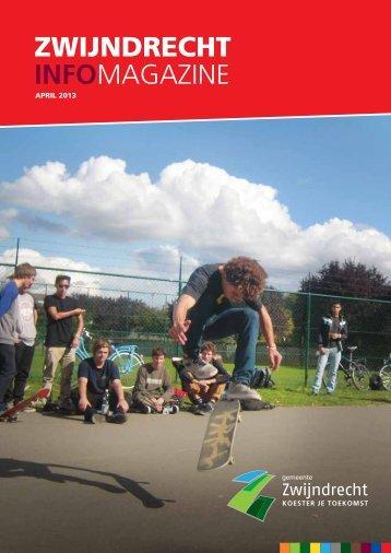 Zwijndrecht Infomagazine - Gemeente Zwijndrecht