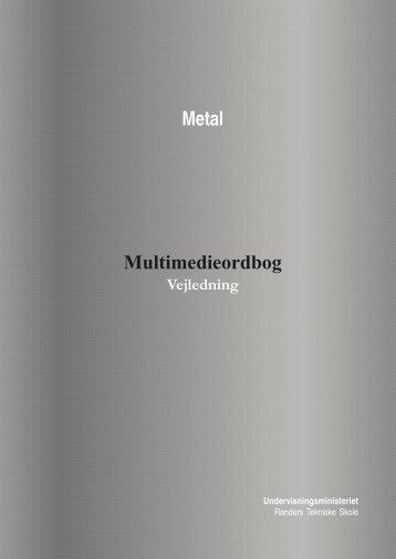 3 Metal Multimedieordbog - Siden kunne ikke findes ...