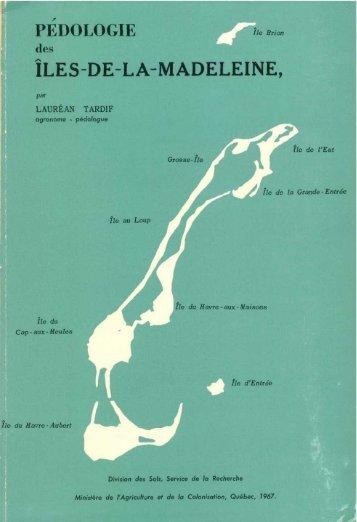 PEDOLOGIE ILES-DE-LA-MADELEINE,