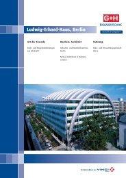 Ludwig-Erhard-Haus, Berlin - Gruppe G+H