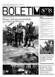 Boletim da Sociedade Martins Sarmento - Setembro 2006 - Casa de ...