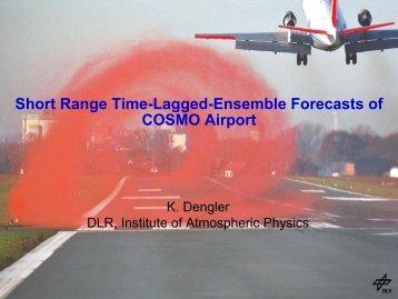 Short Range Time-Lagged-Ensemble Forecasts of ... - Wakenet