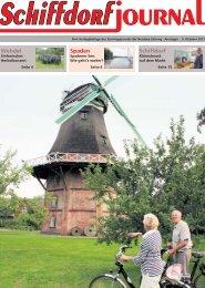 Wehdel Schiffdorf Spaden - Sonntagsjournal