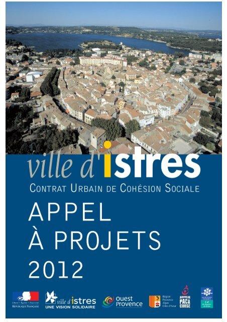 CONTRAT URBAIN DE COHESION SOCIALE - Istres