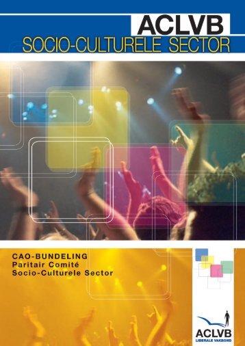 Interessante links voor de Socio- culturele sector - Aclvb