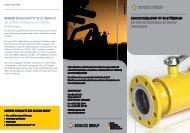 Flyer Kugelhahn SK - Franz Schuck GmbH