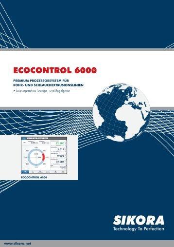 ECOCONTROL 6000 - Sikora