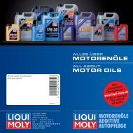 ÜBER MOTORENÖLE ALL ABOUT MOTOR OILS - Schuch Baustoff ...