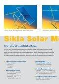 Solar Montagesystem - Sikla - Seite 2