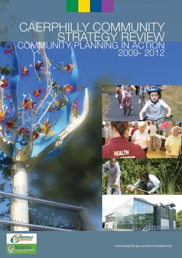 CAERPHILLY COMMUNITY STRATEGY REVIEW