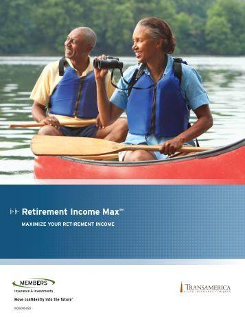 Retirement Planner Variable Annuity Client Brochure Penn
