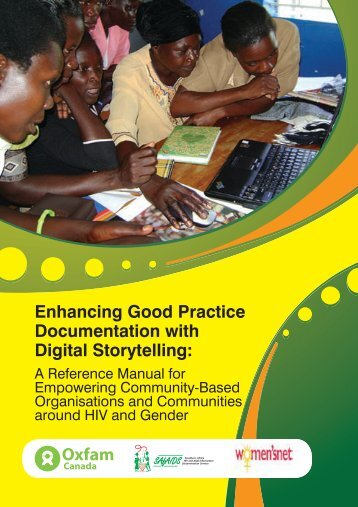 Enhancing Good Practice Documentation with ... - Oxfam Canada