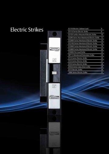 Electric Strikes - Seymour Locksmiths