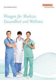 Multi- funktions- waagen - Soehnle Professional