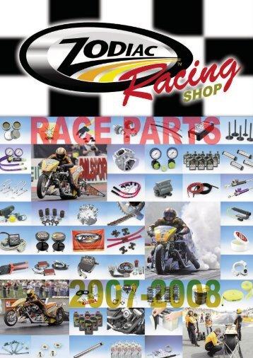 """Download the """"Zodiac Racing Shop"""""""