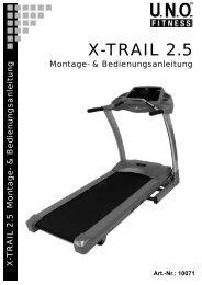 x-trail 25 - Beny Sports