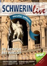 zu BeSuch Bei nikloT - Schwerin Live
