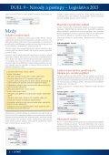 Ostnáč 2/2013 - Legislativa a návody - Ježek software - Page 2