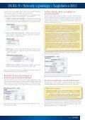 Ostnáč 2/2013 - Legislativa a návody - Ježek software - Page 3