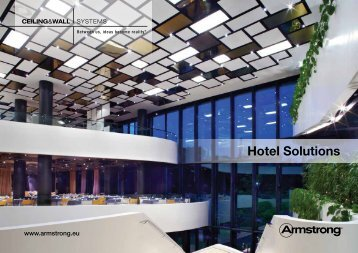 Hotel Solutions - Building Products Index
