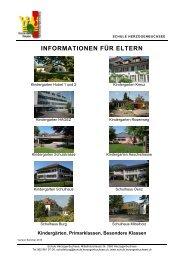 Link zur Infomappe - Herzogenbuchsee