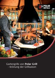 Polar Grill - Scandinavic Wood Art