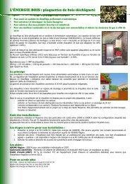 Hargassner France Nord Ouest - Espace Info Energie Pays de la Loire