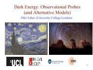 Dark Energy: Observational Probes (and Alternative Models)