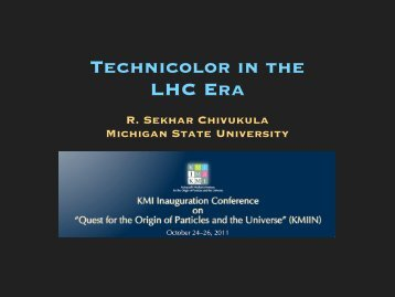 Technicolor in the LHC Era
