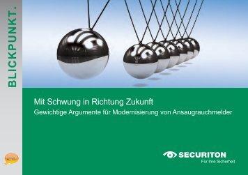 BLICKPUNKT - Securiton GmbH
