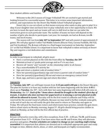 volleyball-parent-letter-2013-desert-sky-middle- Volleyball College Application Letter on universtiy of interest teaching position letter, college book review example, college application calendar, college application resume, college application checklist, college application statement, college application writing, college application examples, college application template, college headshot, college application application, college transcript of records, college admissions, college student application, college application mail, college application report, college essay, college application worksheet, college application packet, college application cv,