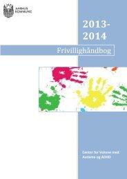 Frivillighed i Center for Voksne med Autisme og ADHD - Aarhus.dk