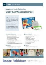 Moby-Kid Wasseralarmset - Boote Feichtner