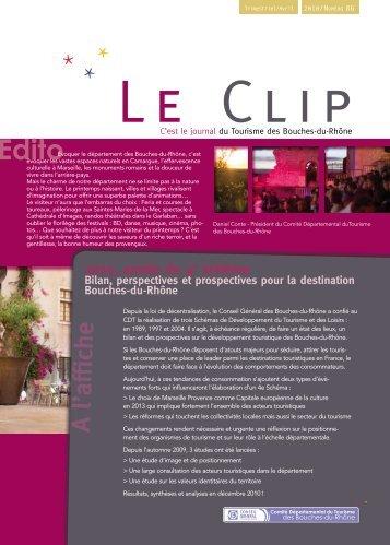 Clip Avril 2010.pdf - Accueil - Visitprovence.org