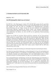 Beschlüsse - SPD-Ortsverein Haidhausen-Ost